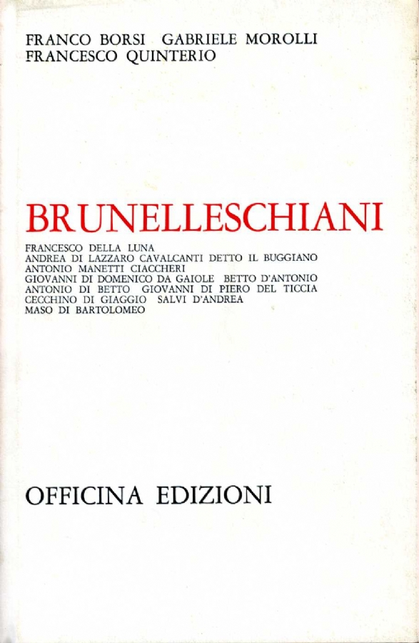 Brunelleschiani