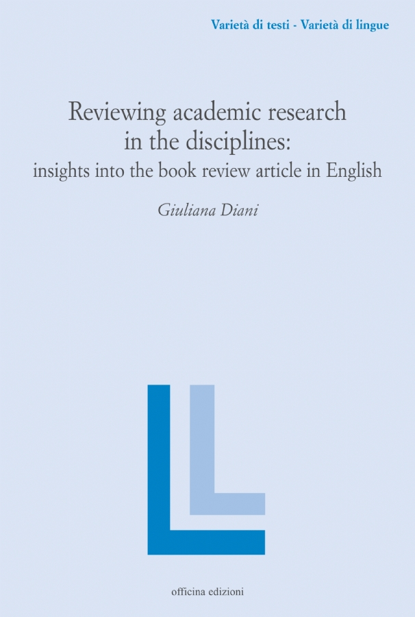Reviewing academic research in the disciplines